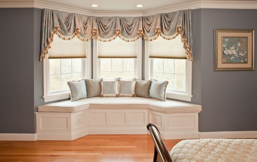 Radiant Bay Window Curtains
