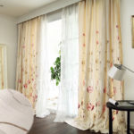 Floral Cheap Curtains Online