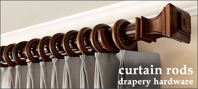 Common Curtain Rods