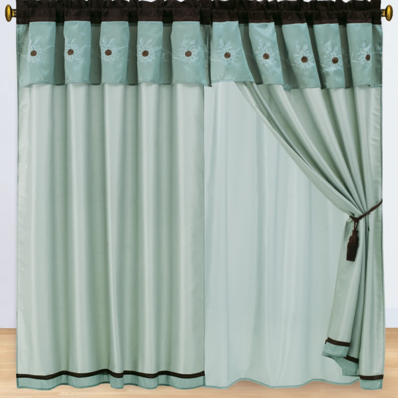 Elmsford grommet blackout curtain panels are a stylish and functional way to cover any window in your home. The blackout panels are 98% light blocking to help lower heating and cooling costs as well as provide a better sleep, any time of the day. % Polyester.