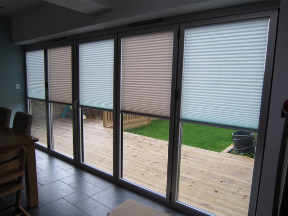 Aluminum Door Blinds