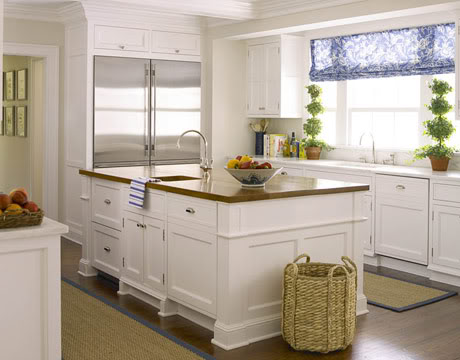 Charming Kitchen Window Treatments