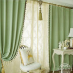 Appealing Living Room Curtains