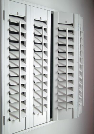 Refined Plantation Blinds