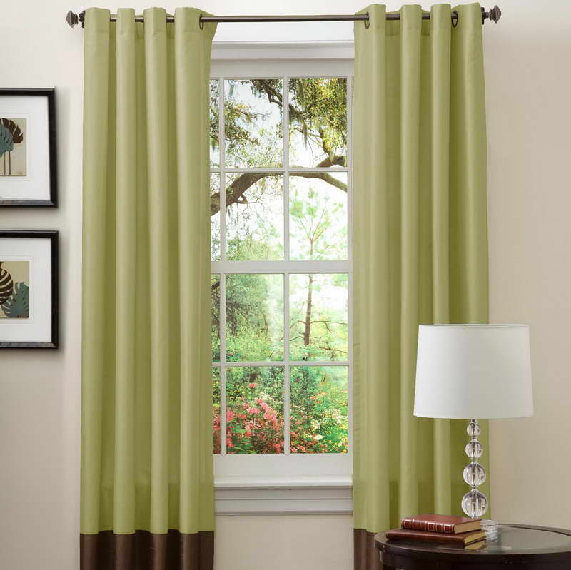 Pretty Window Curtain