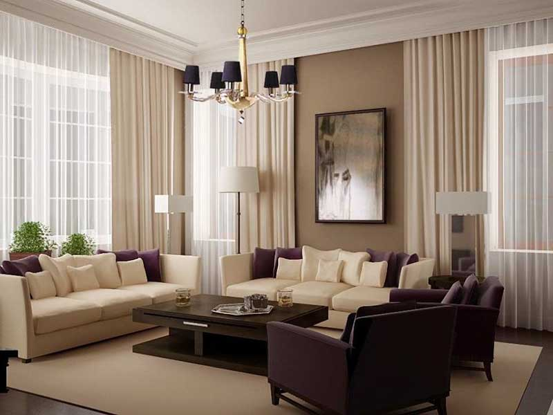 Comfy Contemporary Curtains