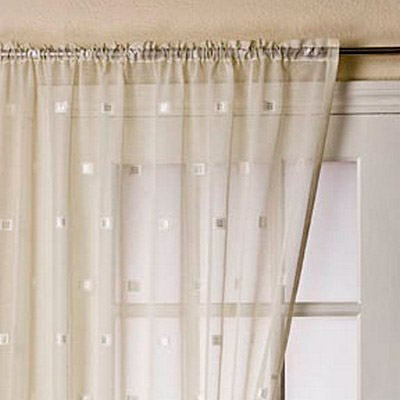 Milan Voile Curtains