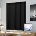 Valencia Black Blinds