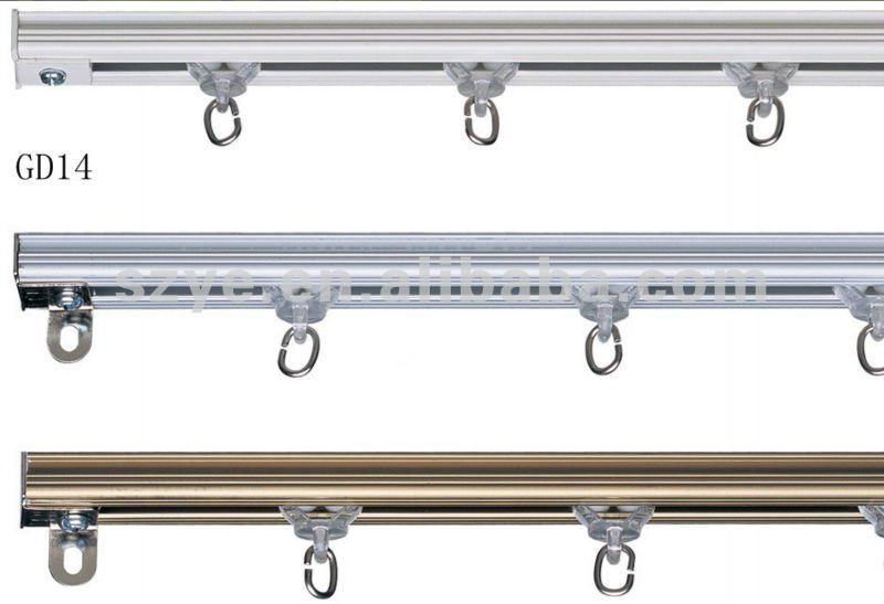 Ideas for Curtain Rails