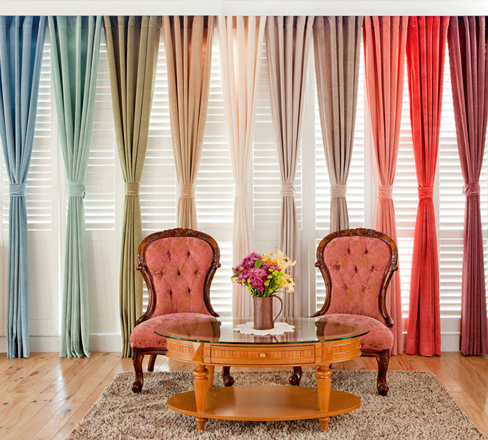 Sweet Curtains Design