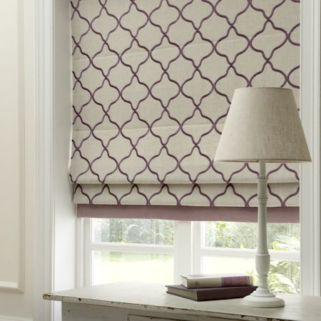 Bukhara Fabric Blinds