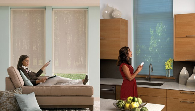 Easy Motorized Shades