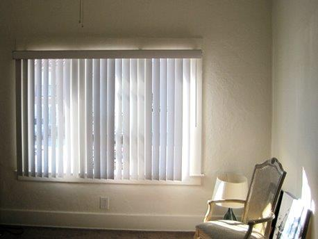 Office Replacement Vertical Blinds