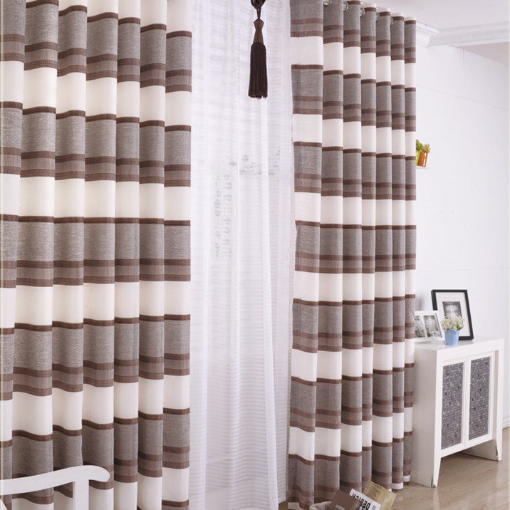 Classic Striped Curtains