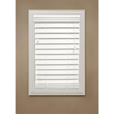 Small White Blinds