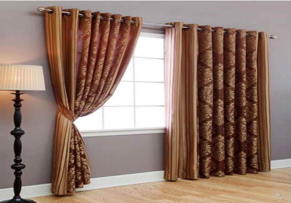Patio Wide Curtains