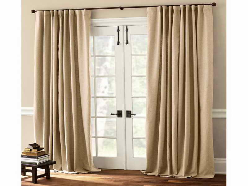 Get Window Treatments For French Doors