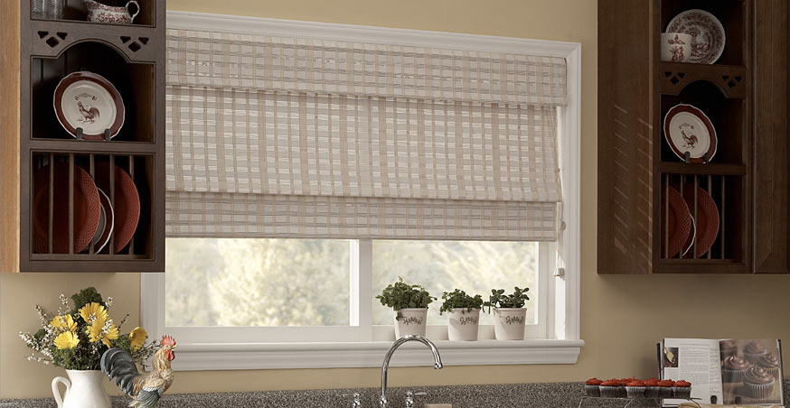 Dazzling Woven Wood Shades