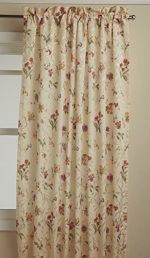Lorraine Home Fashions Whitfield Floral 52-inch x 63-inch Window Panel