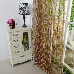 Fedi Apparel Newest Tulle Voile Window Curtain Divider Drape Panel Scarf Valance Decor