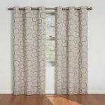 Eclipse Meridian Blackout Window Curtain Panel, 42 by 63-Inch, Linen